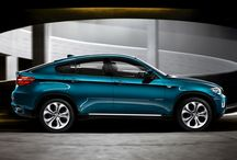 BMW X6 / Sports Activity Coupe
