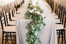 Inspiration: Jillian / Consultant Jillian's Inspiration Board for Natural Brides