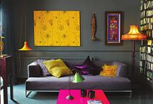 Color Trends / Here are some color trends for the home that we like for 2014.  / by BeddingStyle.com