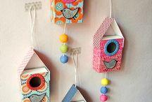 Matchbox craft/Luciferdoosjes knutsels