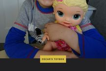 Oscar's Toybox / A selection of awesome toy videos from Oscar's Toybox!