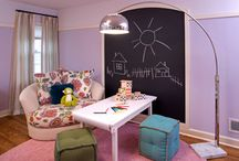 Kids bedroom / by Marissa Jirak