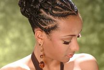 Hair styles / by Kellie Brown