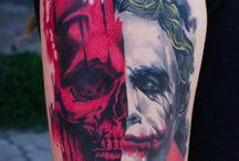 Tatuaje cranii
