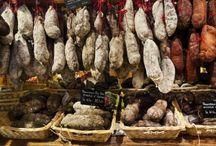 Fleischprodukte/ Würste
