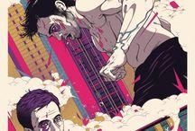 Fight Club Fan Posters / by Chuck Palahniuk
