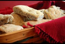 BREAD: FOCACCIA+FLAT BREAD / Focaccia breads & Flat bread that I am fond of / by Janice Maiolatesi