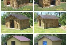 pallet cabins and sheds