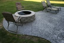 Outdoor area designs / Ideas for when we extend our home and outdoor entertaining area.