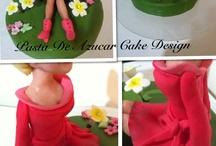 Modelling  / Cake Design
