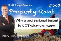 #PropertyRant - UK Investment Property Podcast / @BrettAlegreWood rants about UK property investment - giving property #investors #property #investment #tips and insight into how to #invest in UK #property.