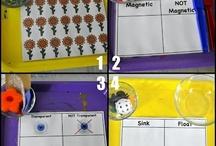 preschool -math & science