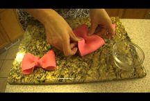 CAKE DECO: How To Videos / by Frances Galvez