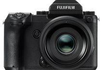 FujiFilM : GFX - Medium Format :