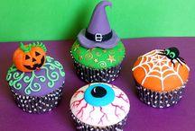 smakołyki halloween