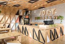 Architecture // Hospitality / It's not just for the food you know...