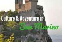 San Marino travel inspirations