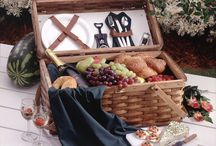 Picnic Baskets by Peterboro Basket Company / Our infamous Picnic Baskets / by Peterboro Basket Company