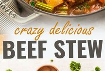 Soups, Stews and Chowders