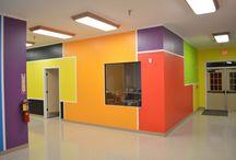 School Corridor ideas