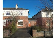 2 bed end of terrace