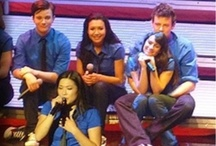 GLEE AND FAMOUS