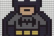 Batman Kanaviçe
