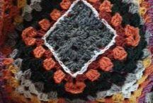 Käsityöt Jomppu ~ Viljomppu kirjavat villasukat. Knitting, multicolour, hande made / Knitting, käsityöt, villasukat, Viljomppu, Kirjavia villasukkia tunteella.