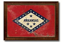 """Arkansas, Arkansas State, Gift Ideas, Home Decor / SpotColorArt.com * We Have Over 20,000 NEW Art Design in 2016 Beautiful Home Decor Art & Gift Ideas for Everyone. """"New"""" Trends, Inspirational Quotes, Motivational, Funny, Typo, Photo, Folk Art and MORE. Hand Made in USA. Update your home décor with stylish, Framed Art, Custom Made Canvas Art! They come available in an incredible range of vibrant colors, sizes and designs to choose from! """"NOW"""" On SALE Start $19.99 -"""