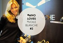 Who Loves Voile Blanche / Press