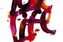 Hand Type + Typography
