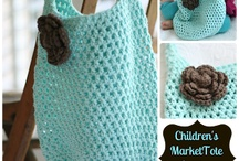 Crochet and knitting / by Melody Holloway