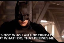 Movie Quotes / Thoughtful, creative, funny or just plain cool movie quotes.