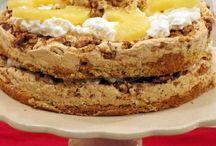Western desserts - حلويات غربية