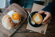 Coffee pairings