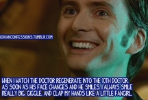 whovian confessions / by Ricarda Capuano