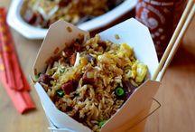 A. 炒飯 Fried Rice