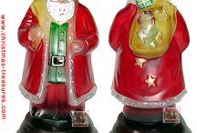Old World Santa Lights / by Katherine Rodgers