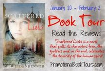 Scattered Links Blog Tour Reviews