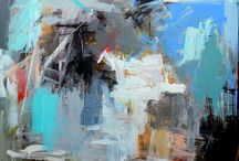 modern festészet eva