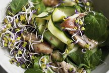 Eat Salads / by Aditi Jhaveri