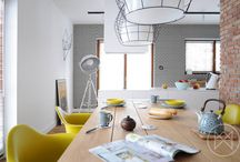 colourful living I farbenfroh wohnen
