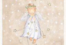 angeli rachele e celeste