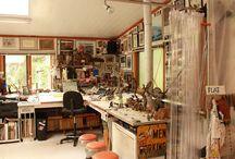 Neez's Studio / by Neezy Bobs