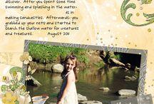 Sprinkles of Sunshine Digital Scrapbooking by Kathryn Estry