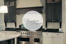 Kitchen Cabinet Design Ideas / PRASADA Kitchen cabinet design ideas.  Transitional, traditional, luxury, contemporary, classic, timeless