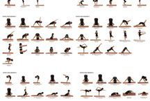 hatha yoga poses / by Allison Marie