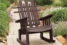 Rocking Chairs / by Total Backyard