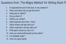 Writer Ideas