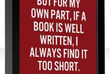 Books / by Pamela Mattingly
